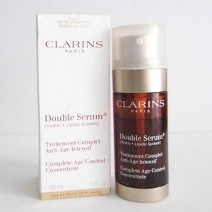 CLARINS Double Serum Age Control Concentrate